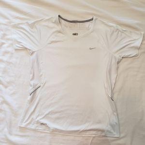 Nike Crew Neck Nike Tshirt Size Medium